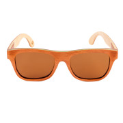 Holzkitz Holzbrille Sonnenbrille Holz Dachstein2 Front