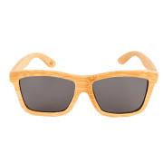 Holzkitz Holzbrille Sonnenbrille Holz Schneeberg Front