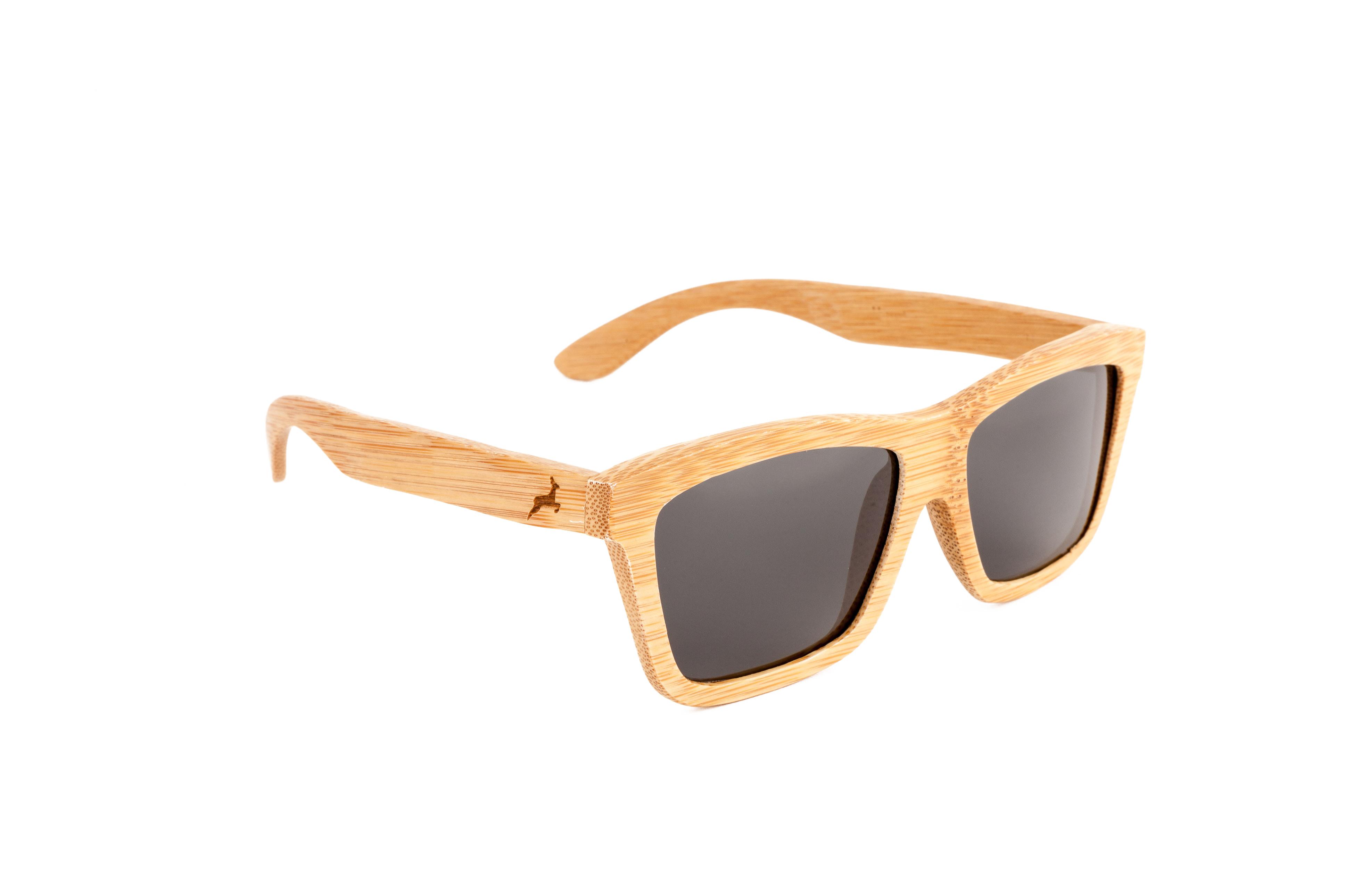 Holzkitz Sonnenbrille - Sonnenbrille aus Holz
