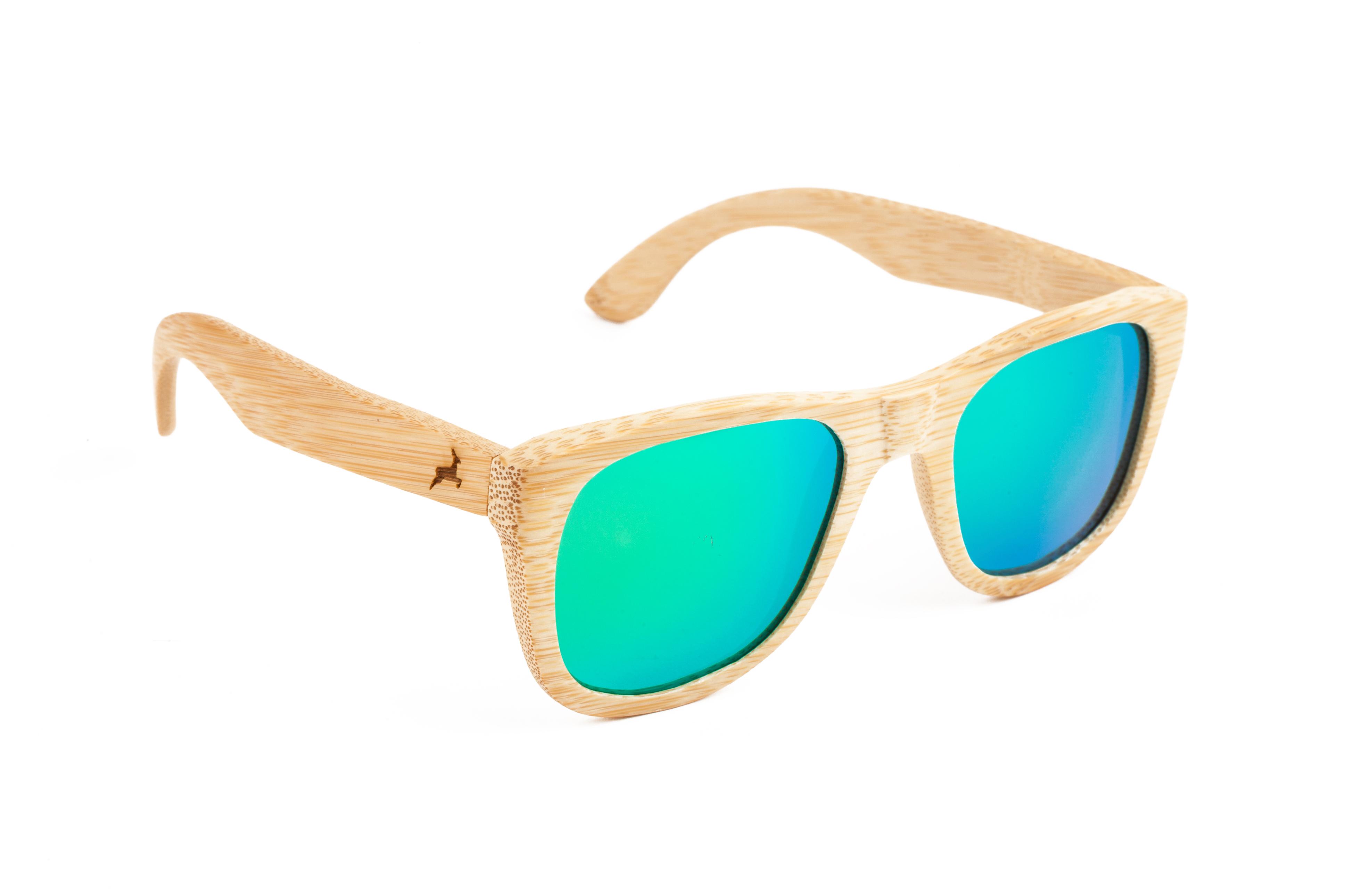 Holzkitz Sonnenbrillen - Holzbrillen aus Holz - Sonnenbrillen aus Holz