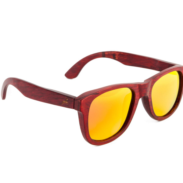 Holzkitz Holzbrille Sonnenbrille Holz Pizbuin Front